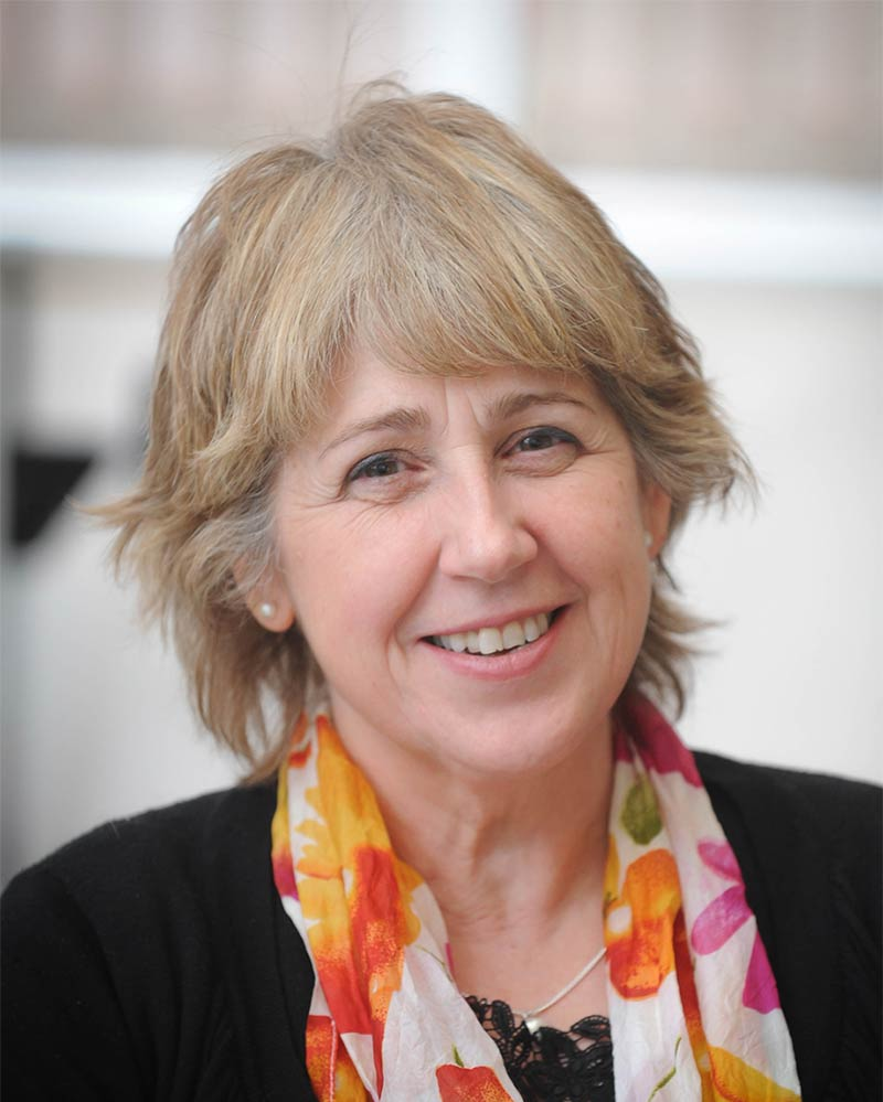 Photo of Julie Sutton